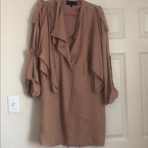 Kendall & Kylie Trench Coat